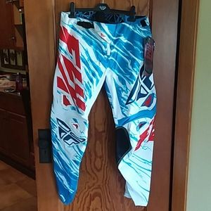 FLY Racing Motocross Pants